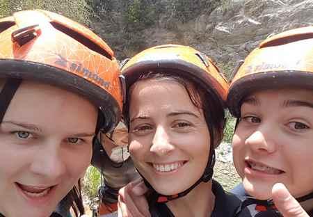 canyoning séjour facile Nice Paca