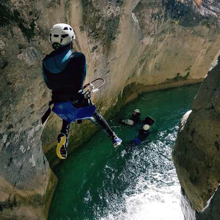 sot canyon maglia