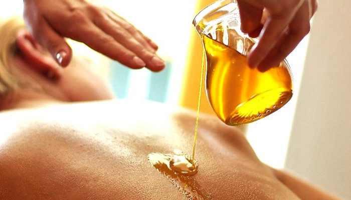l'huile massage spa breil